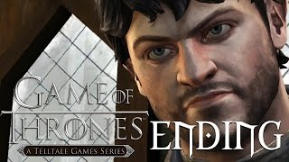 Game of Thrones Sons of Winter Walkthrough ENDING - EPISODE 4
