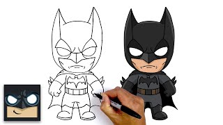 How To Draw Batman | 2020