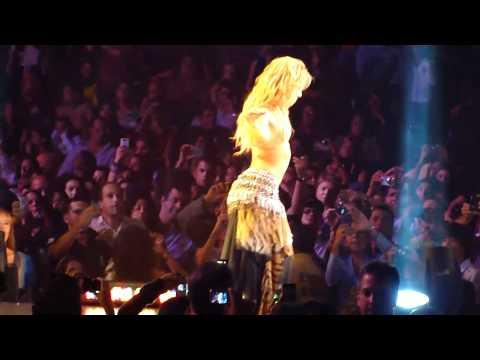 ojos asi 2010 danza del vientre HD alta...