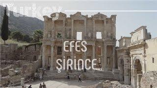 Gambar cover Efes Antik Kenti & Şirince & Selçuk Tanıtım Filmi | Meryemana Evi Efes İzmir | Ephesus Ancient City