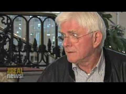 """Body of War"" with Phil Donahue"
