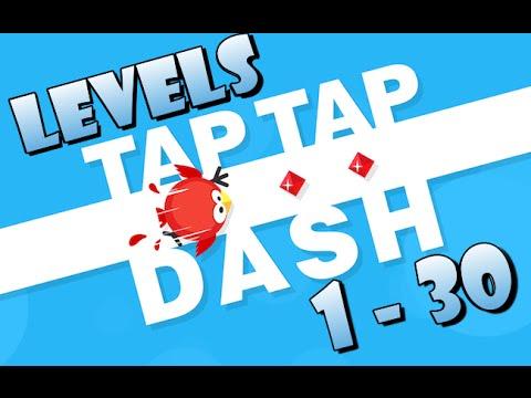 Tap Tap Dash (by Second Arm) Levels 1-30 - Walkthrough