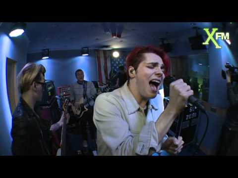 My Chemical Romance  The Only Hope For Me Is You  at Xfm