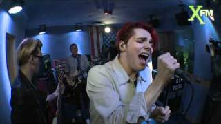 My Chemical Romance - The Only Hope For Me Is You live at Xfm