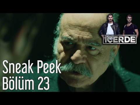 İçerde 23. Bölüm - Sneak Peek