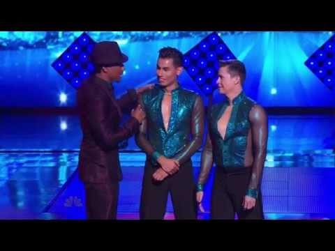 Americas Got Talent 2014  Radio City Music Hall  John & Andrew