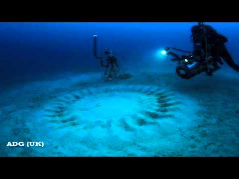 Japan Crop Circle Mystery Solved 2012 HD