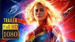 ???? CAPTAIN MARVEL (2019) | Full Movie Trailer in Full HD | 1080p