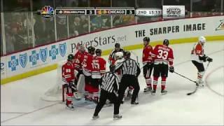 Flyers @ Blackhawks Game 1 5/29/10
