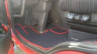 Volvo fm обзор ковриков в кабину
