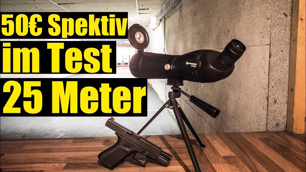 50u20ac spektiv im test auf 25 meter bresser 20 60x60 youtube