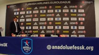 Anadolu Efes - Darüşşafaka Tekfen Basın Toplantısı