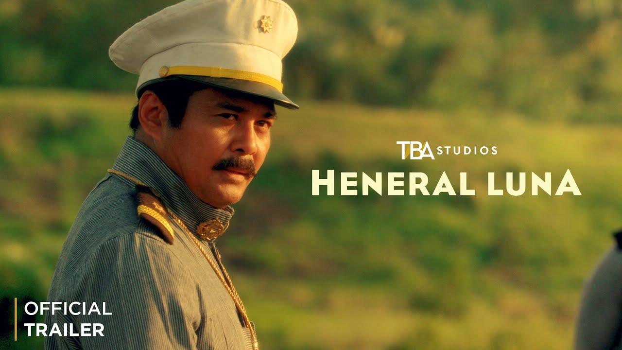 Heneral Luna Movie Official Trailer | Jerrold Tarog | John Arcilla | Mon Confiado | TBA Studios