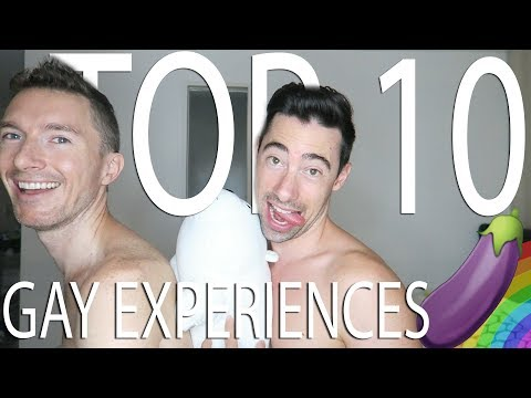 The Top 10 Gay Sex Experiences