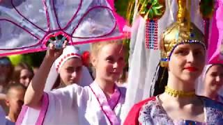 Открытие II межрегионального фестиваля
