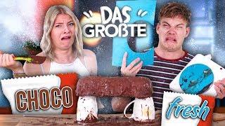DAS GRÖßTE KINDER CHOCO FRESH der WELT | Joey's Jungle