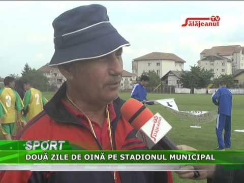 DOUA ZILE DE OINA PE STADIONUL MUNICIPAL