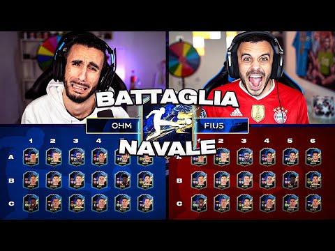 🚨 BATTAGLIA NAVALE vs FIUS GAMER con i TOTS BUNDESLIGA! | FIFA 21