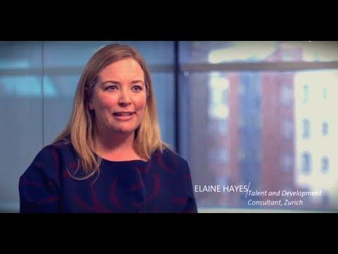 Elaine Hayes, Leader Development and Talent Management Consultant, Zurich
