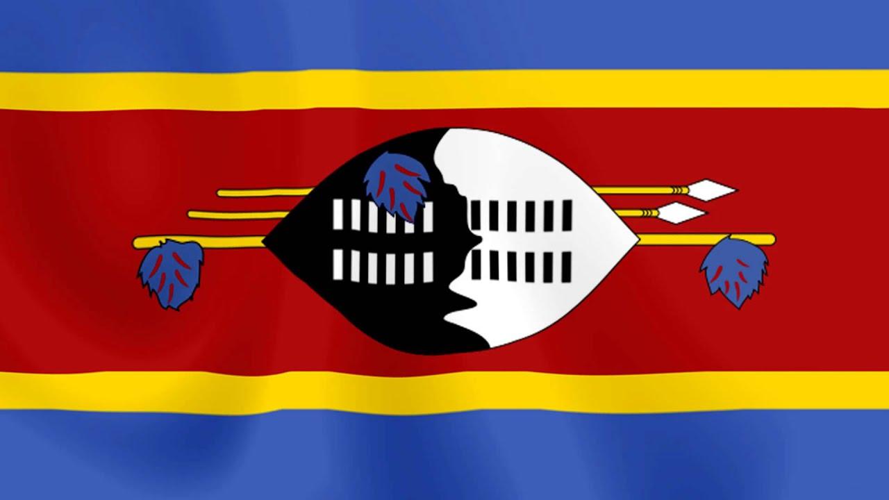 Swaziland National Anthem - Nkulunkulu Mnikati wetibusiso temaSwati (Instrumental)