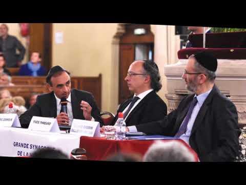 Eric Zemmour pourquoi je suis avec les juif  !
