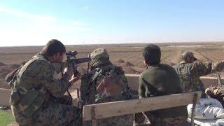 أخبار عربية | أخبار الآن تدخل آخر معاقل داعش في ريف الرقة الشمالي