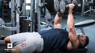 Heavy Upper Body Push | Mike Hildebrandt