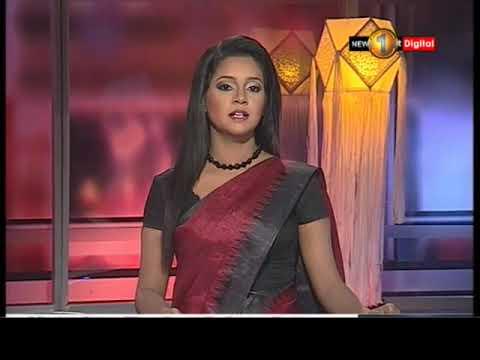 News 1st: Prime Time Sinhala News - 10 PM | (25-04-2018)