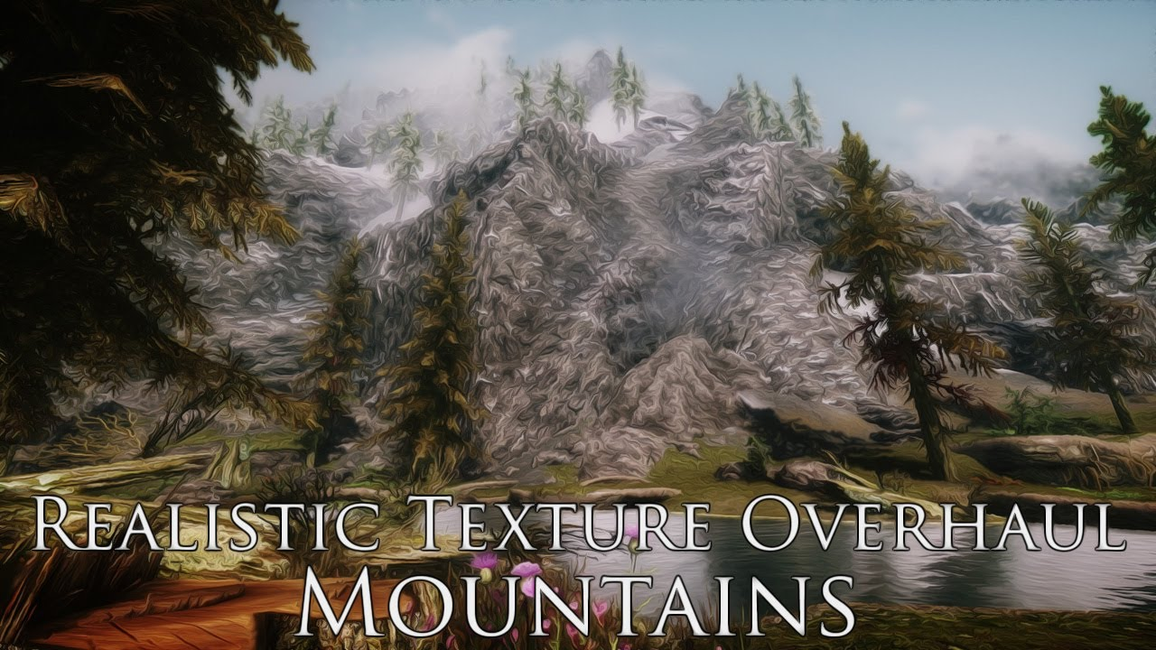 Skyrim Ultra Realistic Overhaul Mod Collection