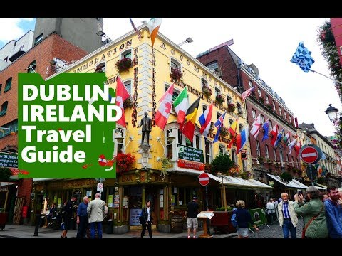 DUBLIN TRAVEL GUIDE: DUBLIN IN 24 HOURS