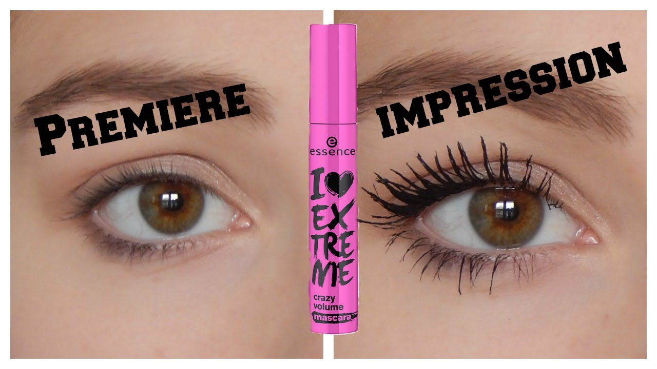 Mascara essence prix