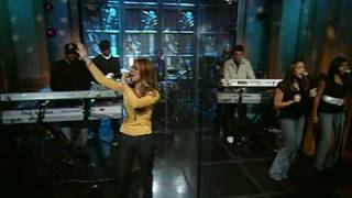 JoJo - Too little, too late (Live at Regis And Kelly)
