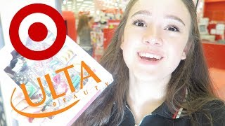 CHRISTMAS Shopping at ULTA & TARGET 2017!! FionaFrills Vlogs