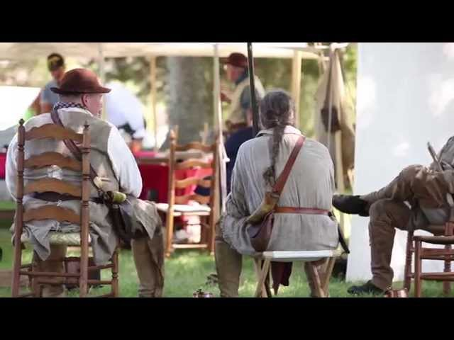 Bledsoe Fort Colonial Days
