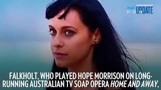 Australian Actress Jessica Falkholt Dies at 29 — Weeks After Car Crash Killed Her Family