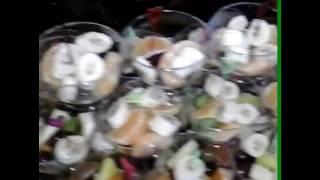 большой заказ фонтана на свадьбе в зале Россия тел.89898724057
