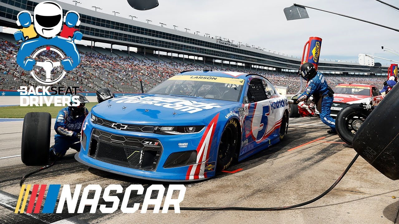 What has made Kyle Larson SO successful this season? | Backseat Drivers | NASCAR