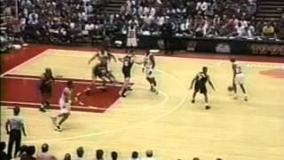 Hakeem Olajuwon highlights - Game 6 vs. Suns 1995 playoffs