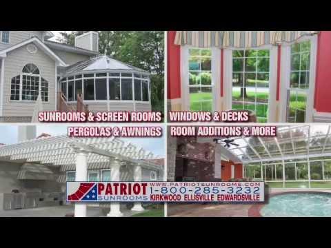 St. Louis Sunroom   Patriot Sunrooms