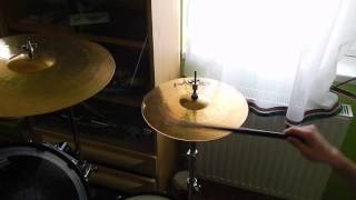 """Paiste 101 Brass 14"""" Hi-Hat"""