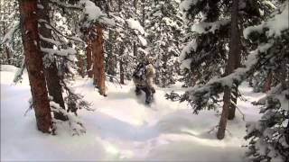 Winter park 2013 - a Backcountry Adventure
