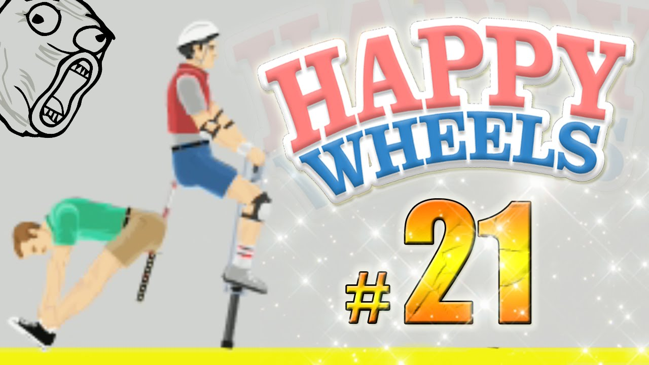 happy wheels de
