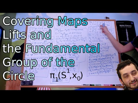 Algebraic Topology 1.5 : Covering Maps and the Fundamental Group of the Circle