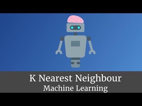 K Nearest Neighbour with R -  Classification Algorithm