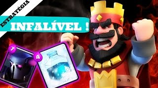 CLASH ROYALE-FOOLPROOF STRATEGY! #2