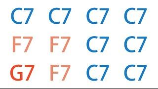 什麼是「12 小節藍調」?(12-bar blues) thumbnail
