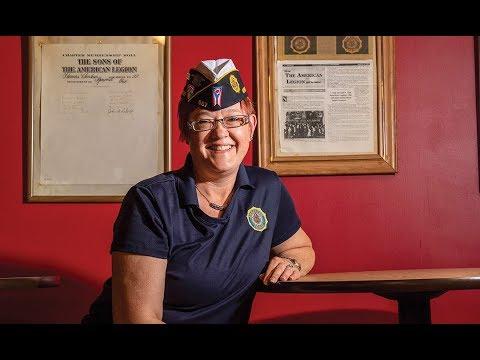 I Am The American Legion: Holly Lewis