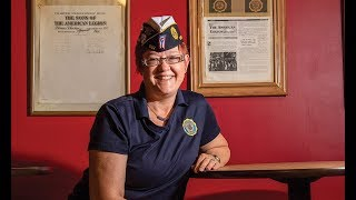 I Am The American Legion: Holly Lewis