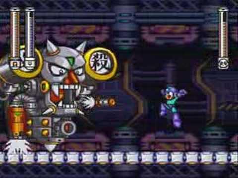 Mega Man 7 - Dr. Wily Bosses