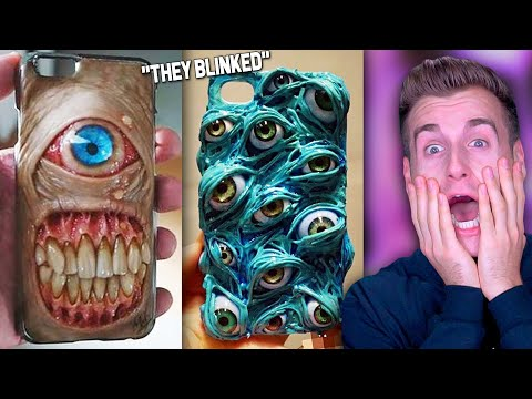 REAL DIY PHONE CASES THAT WILL MAKE YOU LOSE SLEEP...